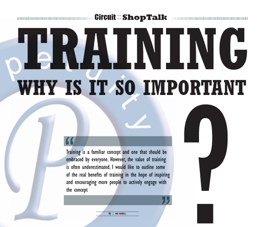 Training, why it is so important?