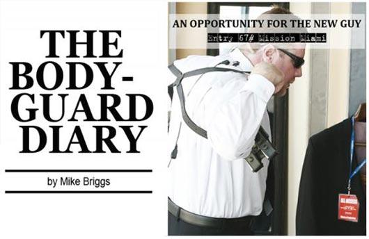 Bodyguard Diary