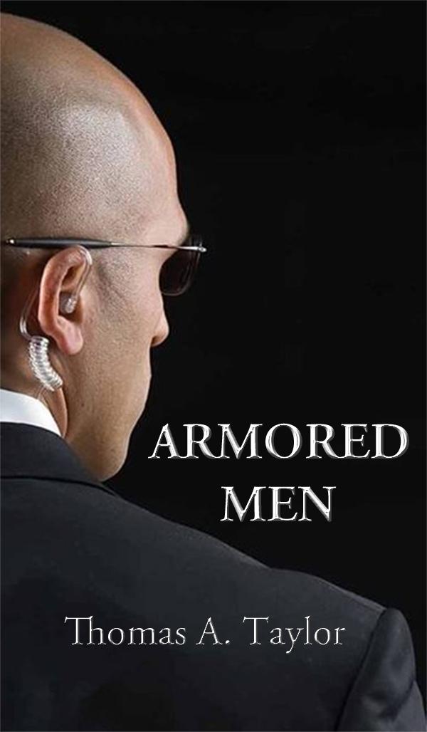 "Interview: Tom Taylor author of ""Armored Men"""