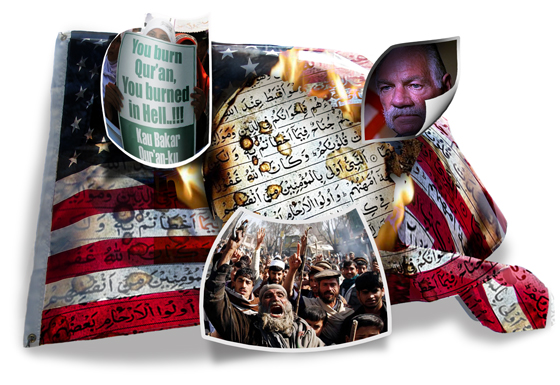 Quran Burning in the US