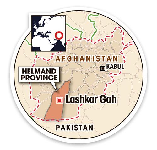 Lashkar Gah - Philip Young