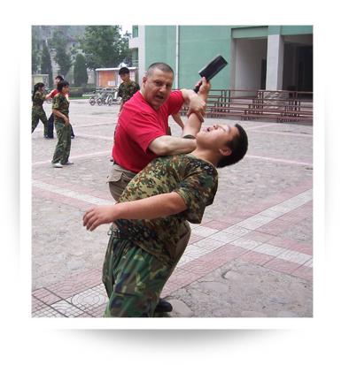 Chinese Bodyguards - Circuit Magazine