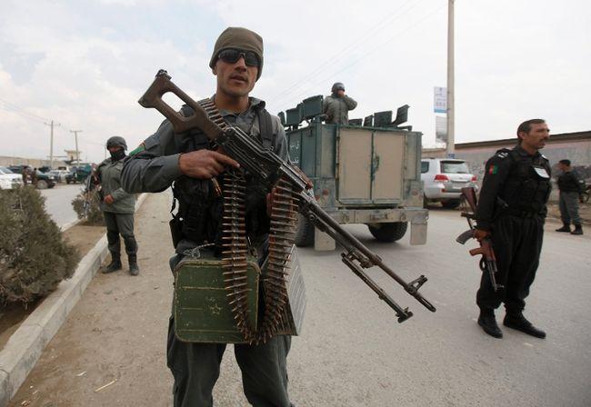 Taliban Attack IEC - KAbul