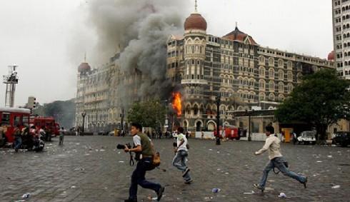 Bombing India