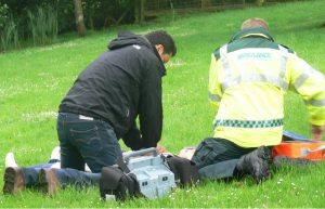 Administering Basic Life Support