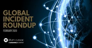 Global Risk RoundUp – Feb 2020