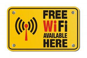 Dangers of using public wifi