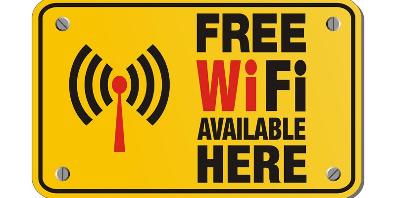 Dangers of using public wifi