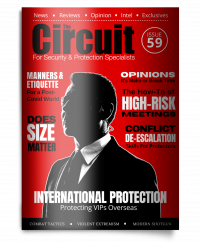 Cover of Issue 59 of the Circuit Magazine
