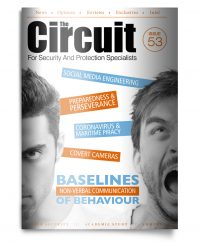 Magazine cover image of issue 53 of the Circuit Magazine