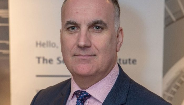 Peter Lavery elected as next chair of The Security Institute