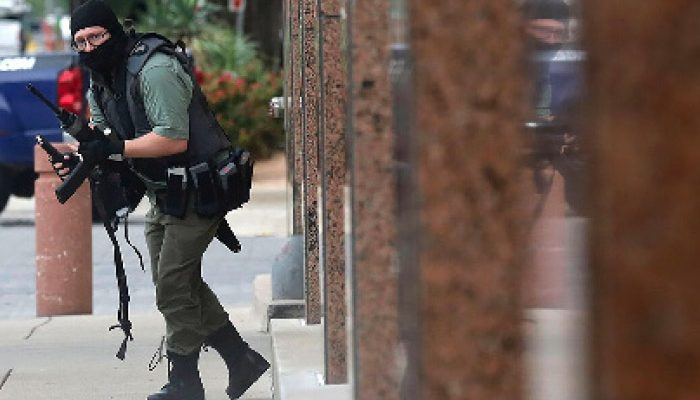 Five Methods for Defeating an Active Shooter