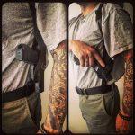 Tactical Firearms - Cross-Draw